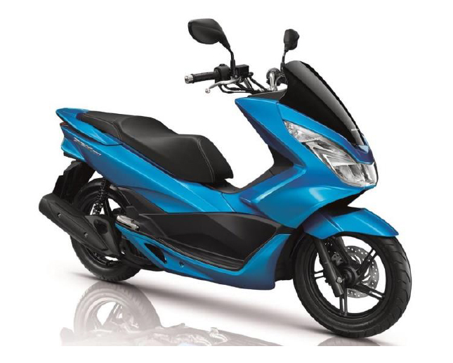 TYPE G SMART KEY CANDY CARIBBEAN BLUE SEA B189C
