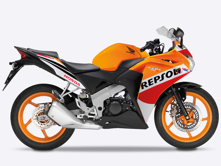 honda cbr125r cbr150r fairing panel set repsol edition. Black Bedroom Furniture Sets. Home Design Ideas