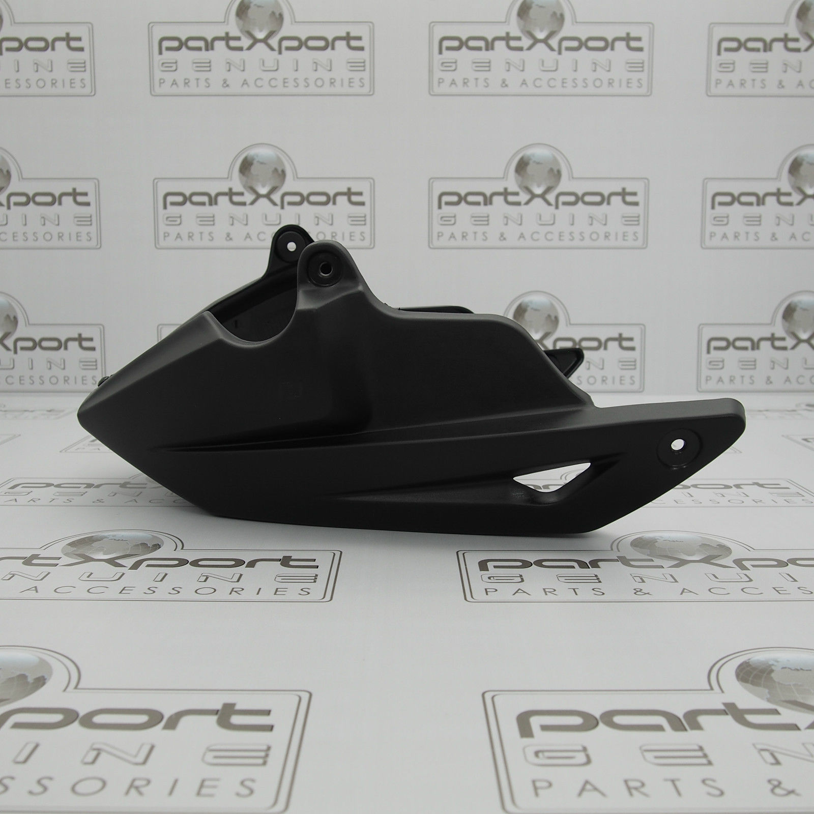 HONDA MSX MSX125 GROM GROM125 SF GENUINE H2C BELLY PAN KIT COVER ...